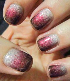Glam Fiend #nail #nails #nailart