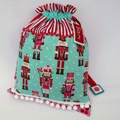 Christmas+Santa+Sack++The+Nutcracker++can+be+by+TheOldButton