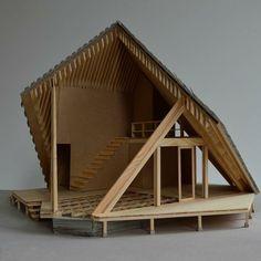 Maquette Architecture, Architecture Model Making, Pavilion Architecture, Concept Architecture, Architecture Details, Interior Architecture, Ancient Architecture, Sustainable Architecture, Landscape Architecture