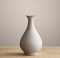 Pear Shaped Vase