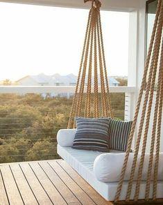 Dream Swing with Indoor Hammocks. #swing #swingers #homedecor #home #indoor #chair #dream #bedroomdecor