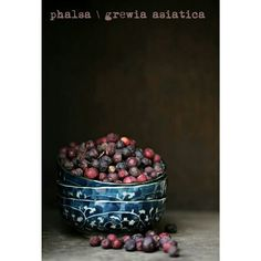 Summer is here, and so are phalsas! Berry love!  #berries #summer #foodphotography #indiansummer #foodstyling #phalsa #yumyum #coolers