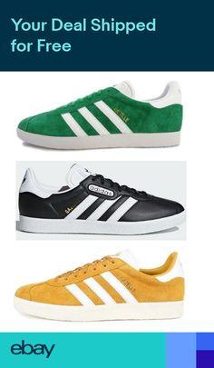 ea0e56d6d3e32 adidas Originals Gazelle + Gazelle Super Essential Trainers Adult + Junior  Sizes