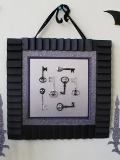 skeleton key, these all have skeletons (: but still a cute idea for yours