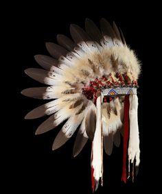 Lakota style headdress / War bonnet