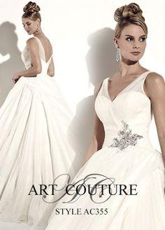 Art Couture AC355 Wedding Dress
