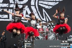 53 photos of Babymetal @ Sonisphere 2014, 5th July 2014. Taken by Derren Nugent for Safeconcerts.com