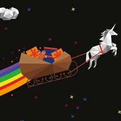 The #Unicorn #xmas Season is about to Start!