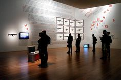 Exposições e performace de #Nedko #Solakov, Museu de #Serralves - Porto, Outubro 2012, Samsung NX100 + PhotoPlus X6 + ACDsee Pro. Foto by Luís Gonzaga Batista