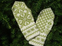 Mittens | Mittens knitted by my sister | pattylynn2 | Flickr