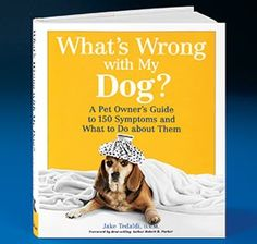 """""""What's Wrong with My Dog"""" explains the causes of and treatments for 150 common canine ailments. Easy-to-follow reference guide shows you the proper course of action. Also tells you when to go to the vet or emergency room and how to prevent future occurrences. Includes instructions for creating your own canine first aid kit. Hardcover. 304 pages."""