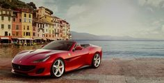 Ferrari Portofino - Lifestyle NWS