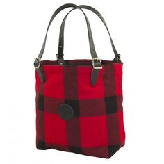 Medium Wool Market Tote - Totes - Handbags  | Made in USA | Guaranteed For Life | Duluth Pack