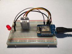 + + MQTT: make a connected object IoT and include it in Home Assistant Techno Gadgets, High Tech Gadgets, Electronics Gadgets, Electronics Projects, Technology Gadgets, Wifi Arduino, Esp8266 Wifi, Radios, Technology
