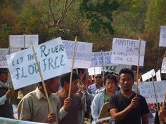 March 14, 2013 International Day of Action for Rivers being celebrated in Manipur, India by International Rivers, via Flickr    For more information about this event and more visit: www.internationalrivers.org/node/7789