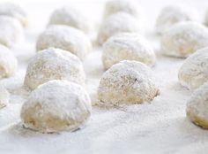 Diamond Walnut Cookie Balls Recipe
