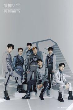 WayV is planning on taking over the world Nct 127, Winwin, K Pop, Jaehyun, Nct Dream, Superm Kpop, Ten Chittaphon, Cosplay, Kpop Groups