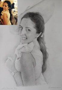 http://www.retratos-a-lapiz.es/ Los retratos a lápiz se han convertido en una tendencia por parte de la gente, ya que todos quieren ver reflejados sus rostros en un papel u otro elemento en el cual se puedan realizar dibujos a lápiz. Pero así mismo como ha aumentado el interés de la gente porque le realicen su propio retrato, así mismo ha aumentado el número de artistas que se pueden encontrar en diversos lugares.