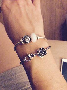 Simple and pretty! Trollbeads: Shop the look at Gordon Jewelers! #Missouri #jeweler #Gordonjewelers