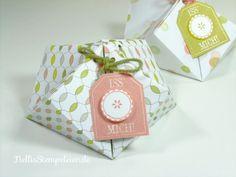 asymmetrische Geschenkboxen