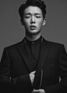 asian man portrait black and white - Google Search