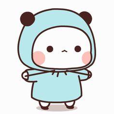 Cute Bunny Cartoon, Cute Kawaii Animals, Cute Cartoon Characters, Cute Cartoon Pictures, Cute Love Pictures, Cute Love Cartoons, Cute Love Memes, Cute Love Gif, Cute Cat Gif