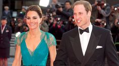 Prince William and Kate, Duchess of Cambridge at the Royal Albert Hall for a British Olympic Team GB gala event in London, Friday, May 11, 2012. (AP / Alastair Grant)