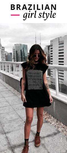 As brasileiras mais estilosas pra você se inspirar!