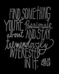 Julia Child (: