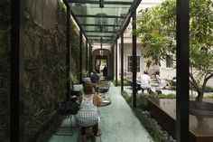 Urbis catches up with Guadalupe García Mosqueda, restaurateur at Casa Cavia in Buenos Aires.