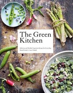 Sart your love-affair with vegetarian eating with 'The Green Kitchen'. Featuring full-colour photography throughout, it will inspire everyone to cook and eat food that is good for the body and soul.