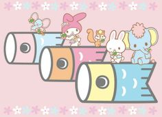 My Melody & Friends