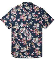 BWGH Navy Koh Shirt   HYPEBEAST Store. Shop Online for Men's Fashion, Streetwear, Sneakers, Accessories