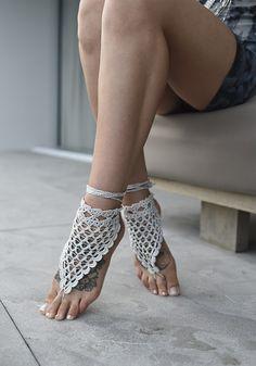 Cleopatra Barefoot Sandal