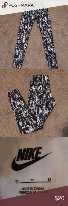 Nike Leggings Brand new full length Nike leggings, stretchy and comfortable. Perfect condition. Nike Pants Leggings