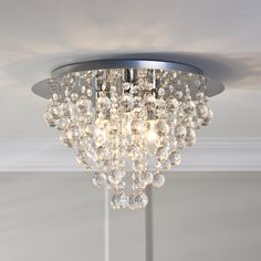 Lexy 3 Light Ceiling Fitting