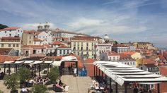 A long weekend in Lisbon: what to do in Portugal's pretty capital, plus the hidden Lapa district - via High 50 18.08.2015 | Charming Lisbon makes for a great weekend break, with top restaurants, a stunning setting and beautiful if crumbling tiled buildings. And you can get away from the crowds, says Lucy Handley Photo: The Alfama district of Lisbon