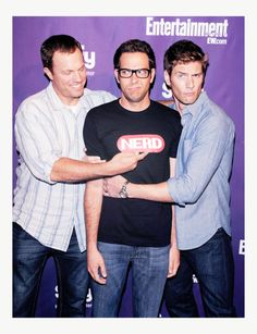 Chuck, Casey and Awesome