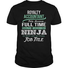 nice   Awesome Tee For Royalty Accountant -  Teeshirt this month