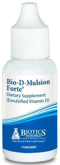 Bio-D-Mulsion Forte by Biotics Research