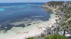 The best secret beaches in Australia   Pictured: Rottnest Island's Parker Point