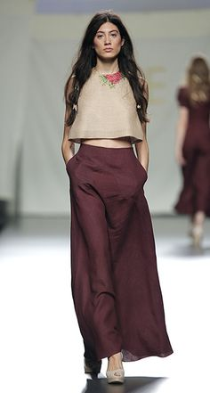 Luke Leandro Cano - Madrid Fashion Week P/V 2016 #mbfwm