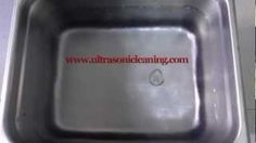 Ultrasonic Cleaning Solution Manufacturer and Supplier-Ultrasonic Cleaner with Mechanical Timer, via YouTube.