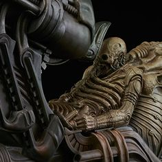 Space Jockey Alien Maquette | http://ift.tt/2cHTDA0 shares #collectibles #toys collectible figures #moviecollectibles movie memorabilia pop culture figures movie figures collectible toys star wars collectibles action toys figures