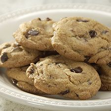 Gluten-Free Chocolate Chip Cookies – yes, you can still enjoy everyone's favorite cookie while eating gluten-free.