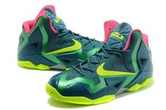 official photos 07332 bbb7a Nike Lebron 11 2013 Tyrannosaurus Rex Green Running Shoes, cheap Nike Lebron  If you want to look Nike Lebron 11 2013 Tyrannosaurus Rex Green Running  Shoes, ...
