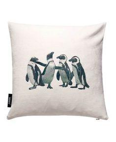 Penguins - Laura Graves - Kissenbezug