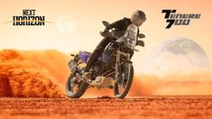 The Ténéré can trace its roots back to the launch of enduro-adventure bike in With its strong torque and compact chassis, this versatile New Ktm, Bike Couple, Motorcycle News, Motorcycle Touring, Yamaha Motor, New Motorcycles, Look Good Feel Good, The Next, Train Hard