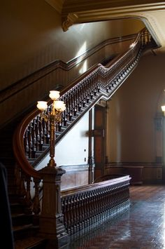 ~ Stairs