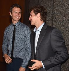 Pin for Later: Celebrity Siblings You Probably Didn't Know About Ansel and Warren Elgort Ansel Elgort has two older siblings: brother Warren, a film editor, and sister Sophie, a photographer.